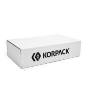 Black & White Printed Corrugated Box