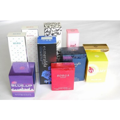 Body Care Packaging Boxes
