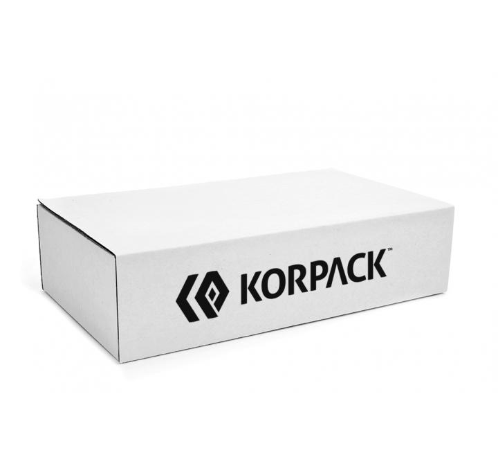Black & White Printed Corrugated Box
