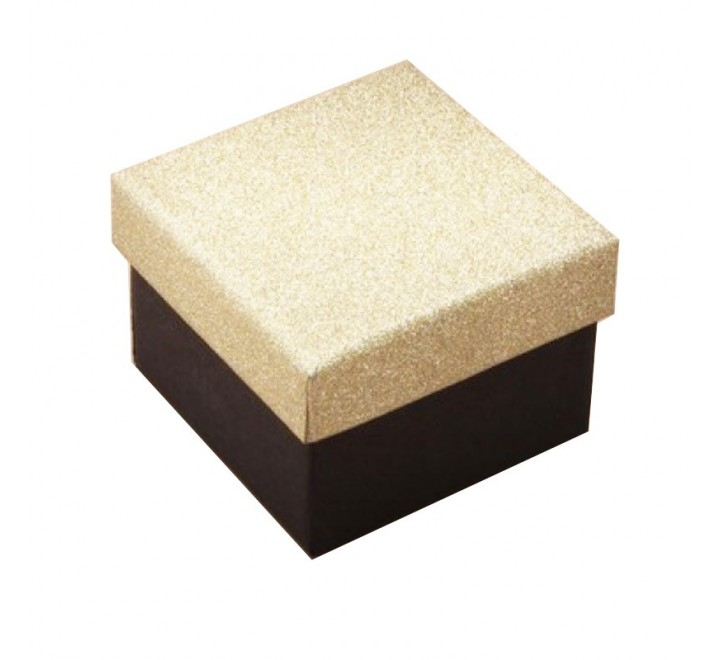 Glitter Lid & Tray Gift Boxes