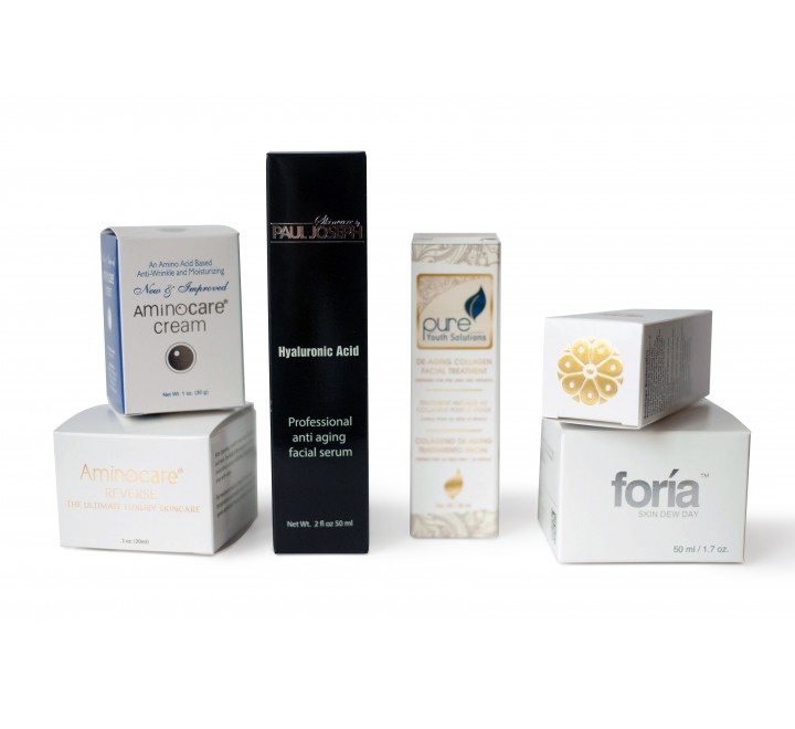 Skin Corrector Cream Packaging Boxes