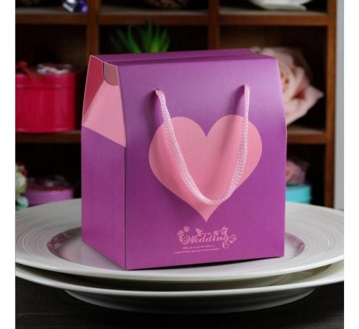 Wedding Gift Boxes with Handle
